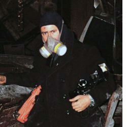 Gary Marlon Suson - Official Photographer at Ground Zero