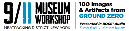 Ground Zero Museum Workshop in New York