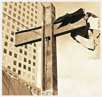 The Cross at Ground Zero: A Memorial. Best 9/11 New York Tour: Ground Zero Museum Workshop